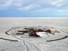 Kashagan Oilfield Kazakhstan