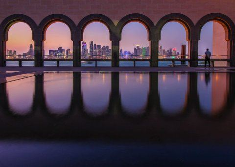 Doha, Qatar, Middle East, HKA Growth