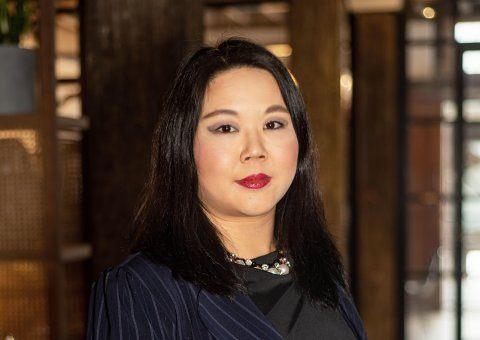 Jessica Qiu Engineers Australia Deputy President Sydney