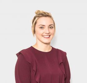 Samantha Oram Recruitment Resourcer HKA